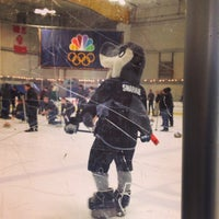 Photo taken at Sharks Ice- South Rink by Veronica H. on 2/21/2014