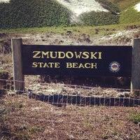 Photo taken at Zmudowski State Beach by Veronica H. on 2/26/2013