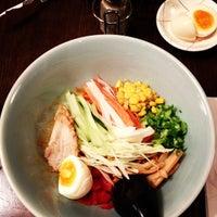 Photo taken at Ramen Takumi by Sam C. on 11/30/2012