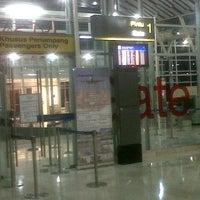 Photo taken at Gate 1 by Ino V. on 3/9/2013