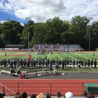 Photo taken at Jack H Britt Memorial Stadium by Robert S. on 9/24/2016