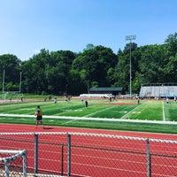 Photo taken at Jack H Britt Memorial Stadium by Robert S. on 8/19/2016