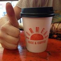 Foto tirada no(a) Summers Juice & Coffee por Sarah H. em 10/26/2013