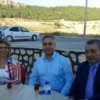 Photo taken at köşk düğün salonu by Serkan on 10/4/2015
