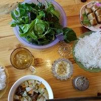 Photo taken at Bun Cha Ta by Taylor M. on 6/29/2017
