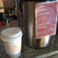 Photo taken at Bibo Coffee Company by Cristina on 9/30/2016