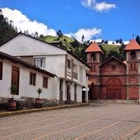Photo taken at Isinliví, Ecuador by Kim M. on 6/19/2013
