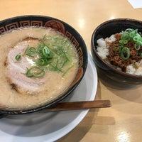 Photo taken at 博多長浜らーめん 夢街道 四条大路店 by 美我空 ビ. on 5/11/2017