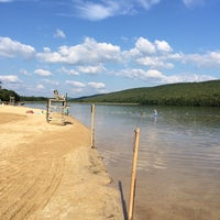 Photo taken at Mauch Chunk Lake Park by Tim on 8/25/2014