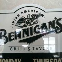 Photo taken at Bennigan's by Jim M. on 3/23/2013