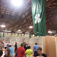Photo taken at St Joseph County 4-H Fair Grounds by Nicholas H. on 7/7/2013