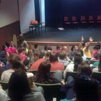 Photo taken at Little Theater by Nicholas H. on 10/27/2012