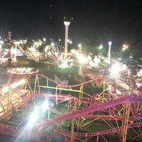 Photo taken at St Joseph County 4-H Fair Grounds by Nicholas H. on 7/2/2013