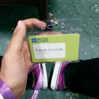 Photo taken at British Council by Faradyne . on 9/5/2015