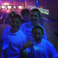 Photo taken at Main Bowling Center by Adam D. on 5/21/2014