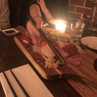 Photo taken at Amami Bar & Restaurant by David C. on 4/9/2017