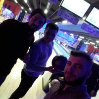 Photo taken at Funky Park & Bowling by Talat Y. on 1/7/2018