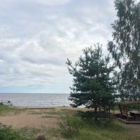 Photo taken at пляж Смолячково by 💎 Natali T. on 8/8/2016