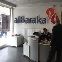 Photo taken at Albaraka Türk by İmran D. on 2/24/2016