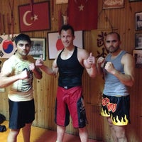 Photo taken at FİGHT TiME AKADEMY  muay thai by Numan Can A. on 11/30/2013