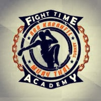 Photo taken at FİGHT TiME AKADEMY  muay thai by Numan Can A. on 2/12/2014