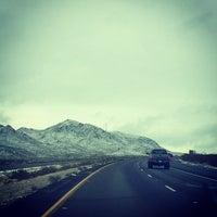 Photo taken at Mojave Desert by Shar M. on 1/1/2015