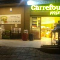 Photo taken at CarrefourSA Mini by Hasan Ö. on 10/29/2015