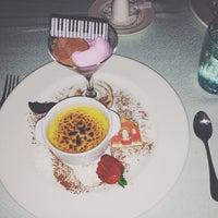 Photo taken at Cote d'Azur Restaurant by Anna K. on 12/27/2014