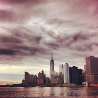 Photo taken at Staten Island Ferry Boat - John A. Noble by Kalli B. on 5/11/2013