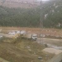 Photo taken at Bakırdağ Yol Şantiyesi by Mehmet Ali D. on 12/1/2016