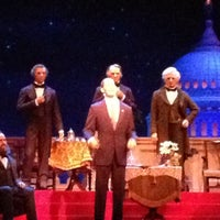 Photo taken at The Hall Of Presidents by jayc👮 on 2/17/2013