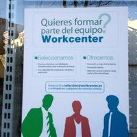 Foto tomada en Workcenter por Workea el 2/23/2013