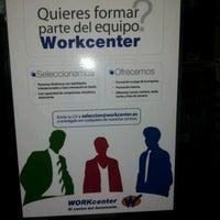 Foto tomada en Workcenter por Workea el 1/17/2013