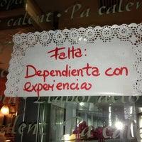Foto tomada en Pastisseria Lliso Lis por Workea el 10/1/2013