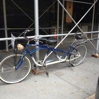 Photo taken at Manhattan Velo by Lola M. on 7/27/2013