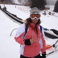 Photo taken at Greek Peak Mountain Resort by Lola M. on 3/23/2013
