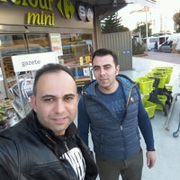 Photo taken at CarrefourSA Mini by Harun A. on 1/23/2017