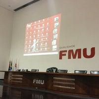 Photo taken at FMU - Casa Metropolitana do Direito by Mauricio S. on 3/26/2013
