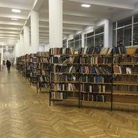 Снимок сделан в Библиотека КЦ ЗИЛ пользователем Anstri 1/24/2016
