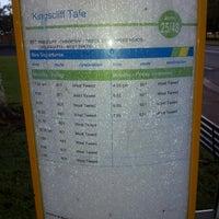 Photo taken at Kingscliff Tafe Bus Stop by Trent M. on 6/27/2013