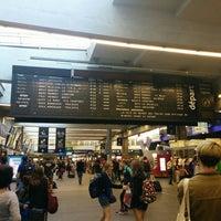 Photo taken at Paris Montparnasse Railway Station by David S. on 8/5/2015