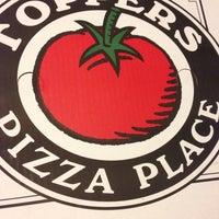 Photo taken at Topper's Pizza by Khaye R. on 8/4/2015