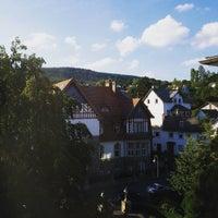 Photo taken at Falkenstein Grand Kempinski Hotel by Michael S. on 7/6/2016