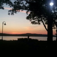 Photo taken at Dobbs Ferry Waterfront Park by Raheleh C. on 6/20/2016