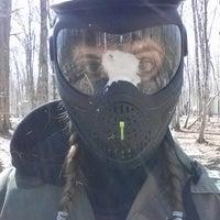 Photo taken at Skirmish USA by shawnelise t. on 4/21/2013
