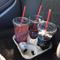 Photo taken at Dutch Bros. Coffee by Haille L. on 8/3/2015