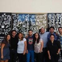 Photo taken at Centro CIL ( Centro Creatividad e Innovación para el Liderazgo) by Vicente P. on 3/15/2015
