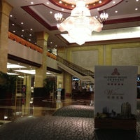 Photo taken at 石龙金凯悦大酒店 Gladden Hotel Shilong by Dj Stutter on 10/20/2012