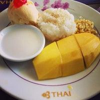 Photo taken at Thai Airways (TG) Restaurant by William Lye Wei Wern on 3/16/2013
