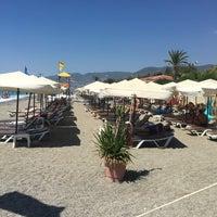 9/7/2017 tarihinde Samet A.ziyaretçi tarafından Club Paradiso Hotel & Resort (Beach)'de çekilen fotoğraf